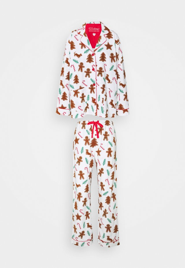 HAPPY HOLIDAYS - Pyjama - ivory