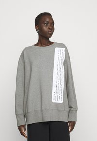 MM6 Maison Margiela - Sweatshirt - grey - 0