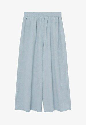 Pantalon classique - sky blue