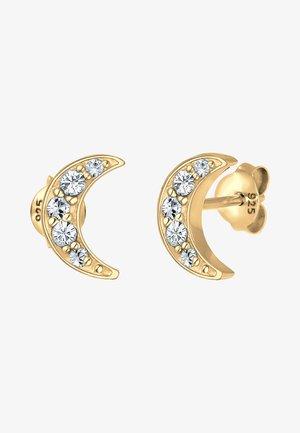 HALF MOON - Örhänge - gold