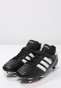 adidas Performance - KAISER 5 CUP - Nurmikengät - black/white/red - 2