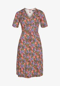 King Louie - CECIL DRESS BAHAMA - Jersey dress - apple pink - 3