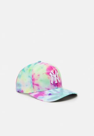 NEW YORK YANKEES TIE DYE UNISEX - Cap - multi-coloured/white