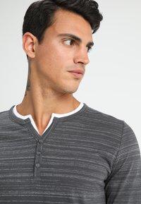 Esprit - T-shirt à manches longues - black - 3