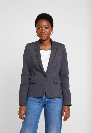 Blazer - grey/blue