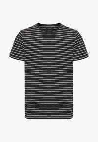 Matinique - JERMANE SAILOR - Print T-shirt - black - 4