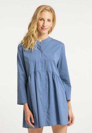 TUNIKA - Robe chemise - blue