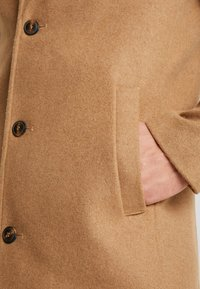 TOM TAILOR DENIM - Classic coat - hay beige/brown - 5