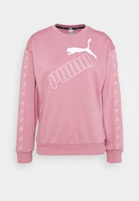 Puma - AMPLIFIED CREW - Sweatshirt - foxglove - 4