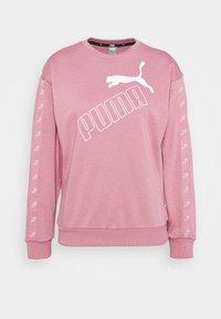 AMPLIFIED CREW - Sweater - foxglove