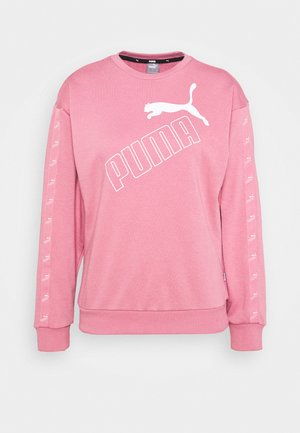 AMPLIFIED CREW - Sweatshirt - foxglove