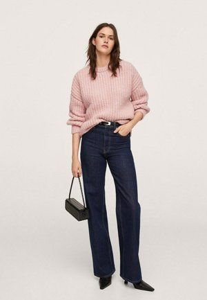 Pullover - pastelroze