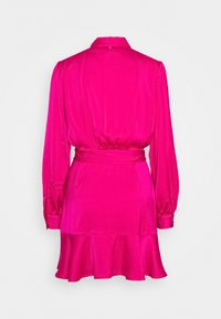 Guess - Shirt dress - shocking pink - 1