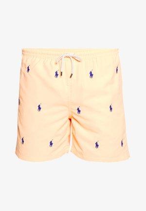 TRAVELER - Swimming shorts - orange splash