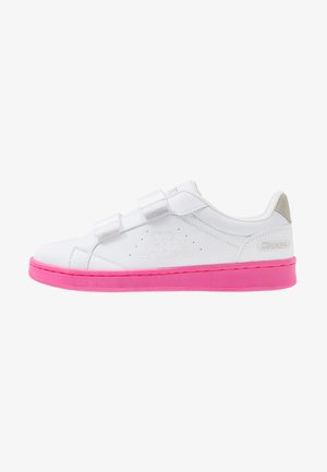 CLAVE - Sneaker low - white/pink