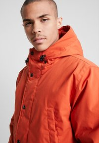 Carhartt WIP - TROPPER - Parka - brick orange - 3