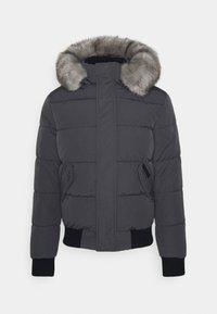 Sixth June - PADDED - Winter jacket - dark grey - 0