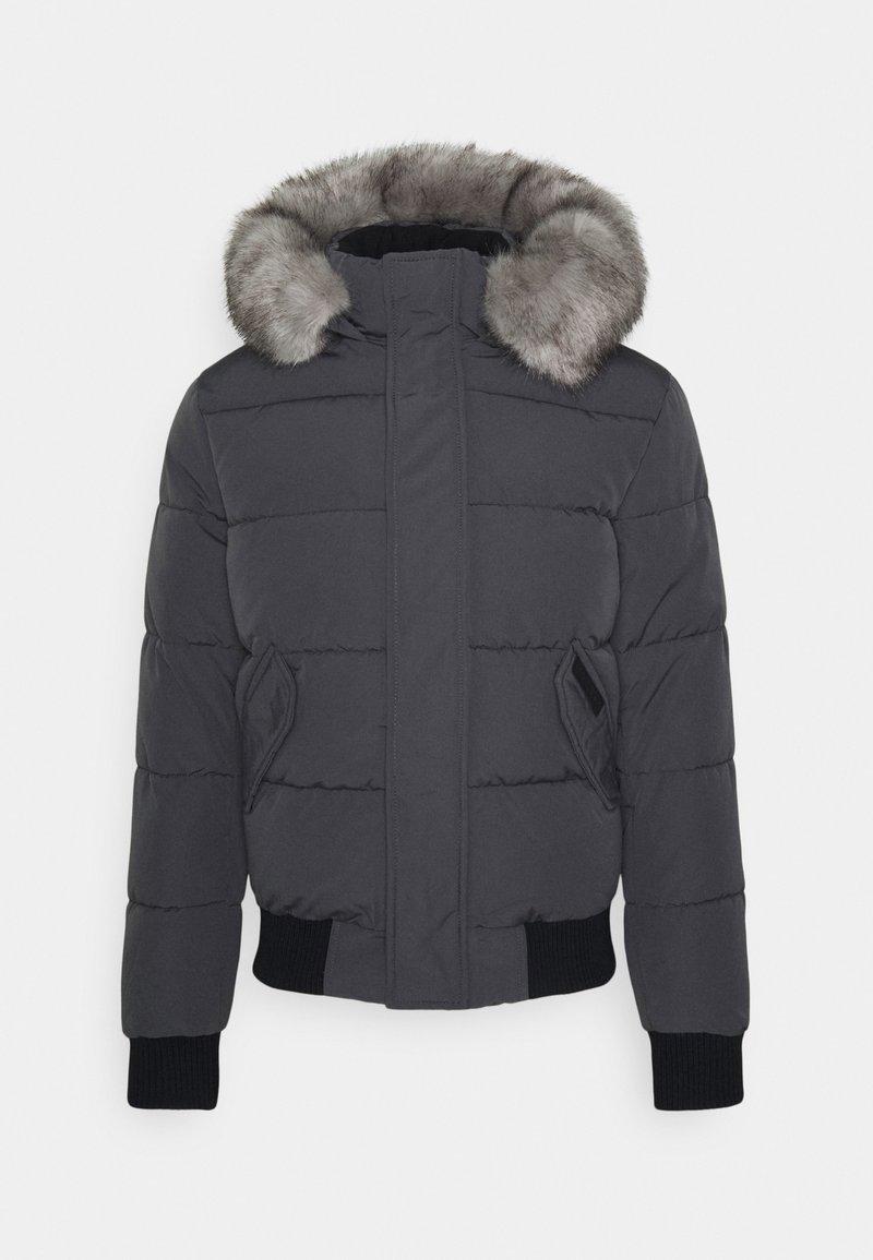 Sixth June - PADDED - Winter jacket - dark grey