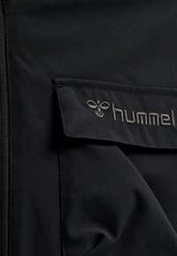 Hummel - Soft shell jacket - black - 4