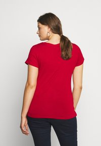 Anna Field Curvy - Basic T-shirt - chili pepper - 2