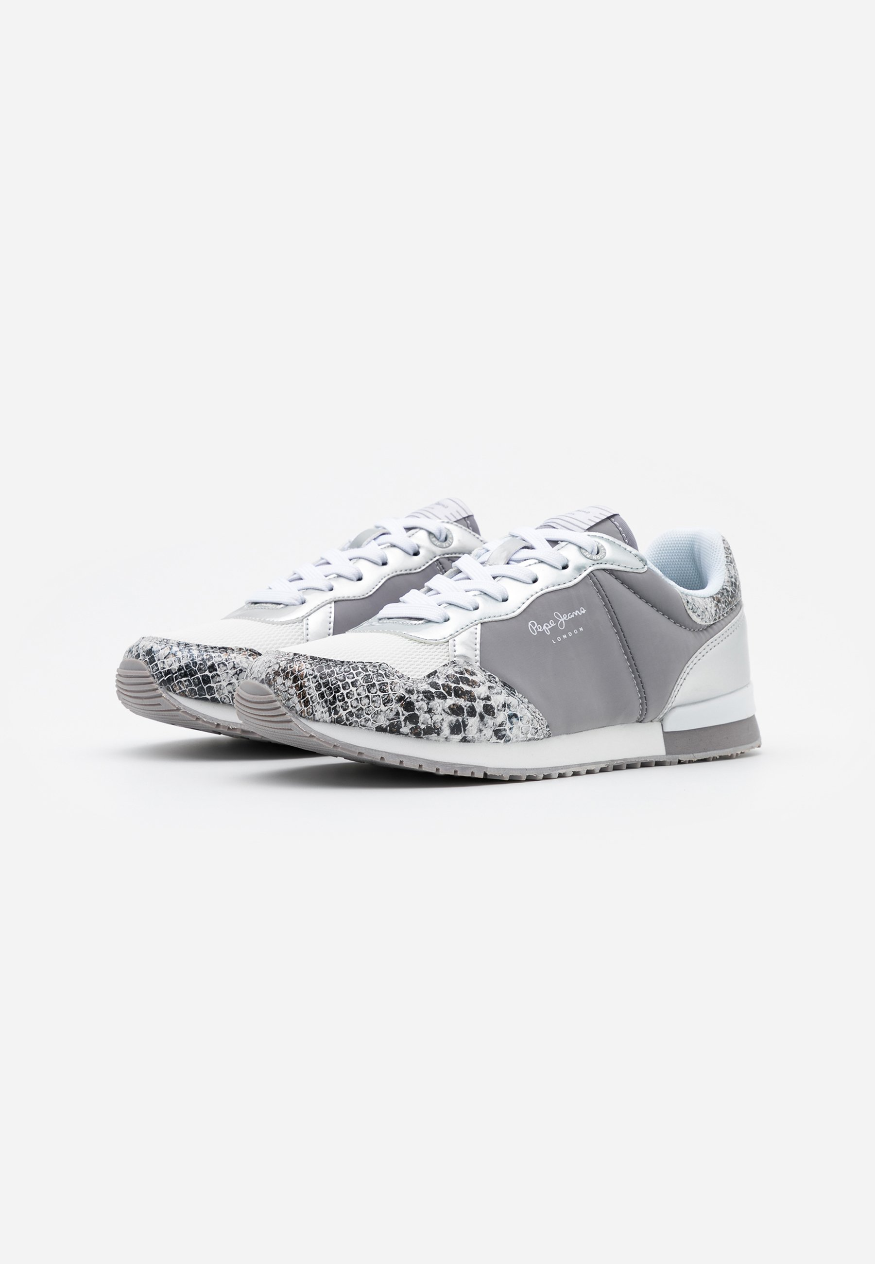 ARCHIE FUN Sneakers silver