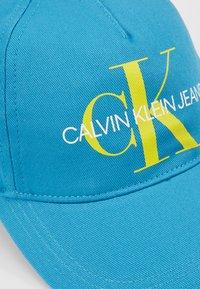 Calvin Klein Jeans - PRINTED MONO BASEBALL - Casquette - blue - 2