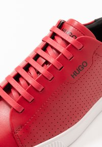 HUGO - Baskets basses - dark red - 5
