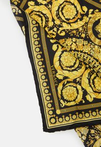 Versace - FOULARD BANDANA - Foulard - nero/oro - 2