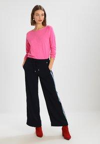 Rich & Royal - HEAVY LONGSLEEVE - Long sleeved top - pink - 1
