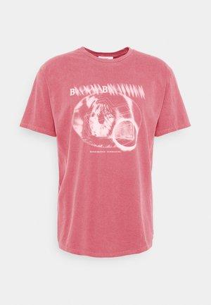 SUPERNATURE TEE UNISEX - T-shirt imprimé - dusty pink