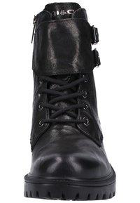 IGI&CO - Lace-up ankle boots - black - 4