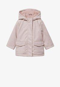Mango - Light jacket - light pink - 0