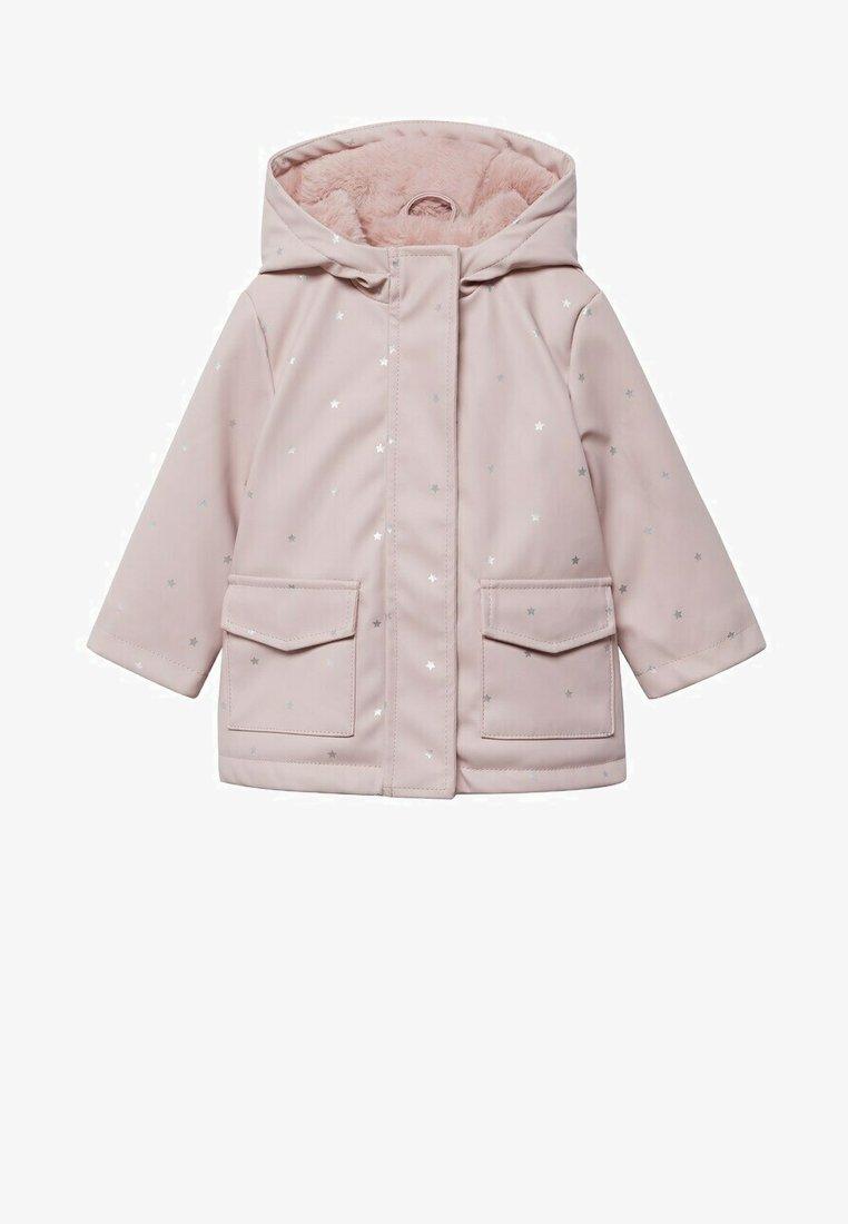 Mango - Light jacket - light pink