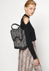 Just Cavalli - Handbag - black/grey - 0