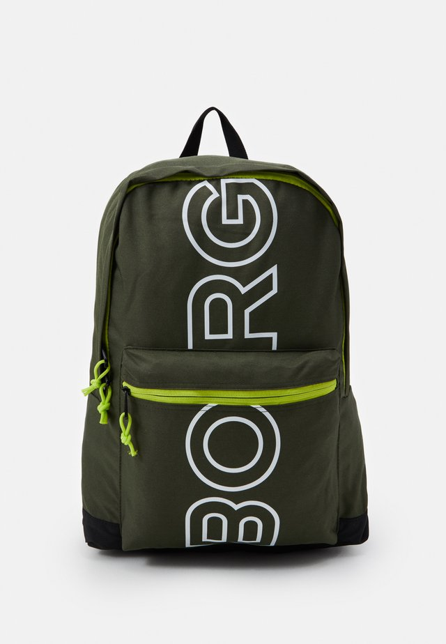 FREDDIE BACKPACK - Ryggsäck - green