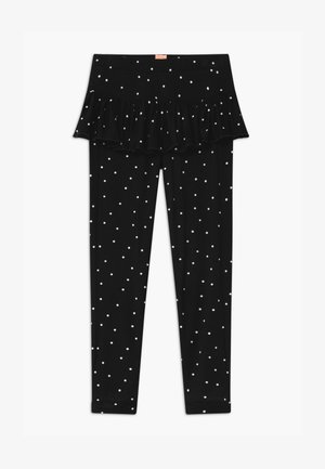 BETTY - Leggings - Trousers - black