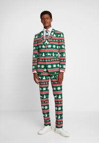 OppoSuits - FESTIVE - Suit - green - 0