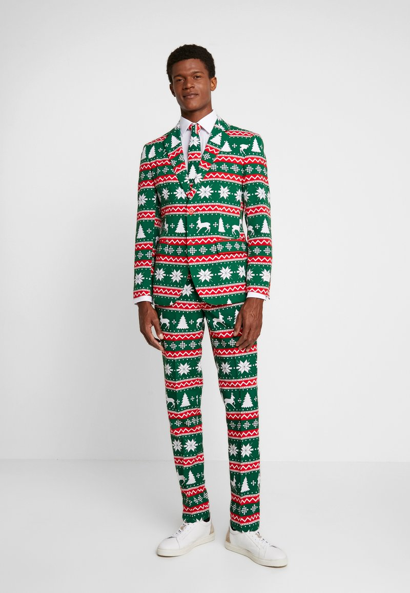 OppoSuits - FESTIVE - Suit - green