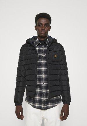 HUNTER JACKET - Down jacket - black