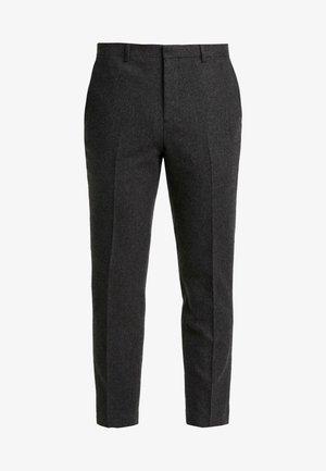 BEMBRIDGE TROUSER - Spodnie materiałowe - charcoal