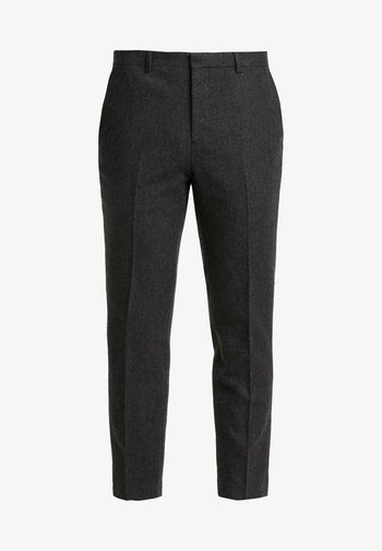 BEMBRIDGE TROUSER - Trousers - charcoal