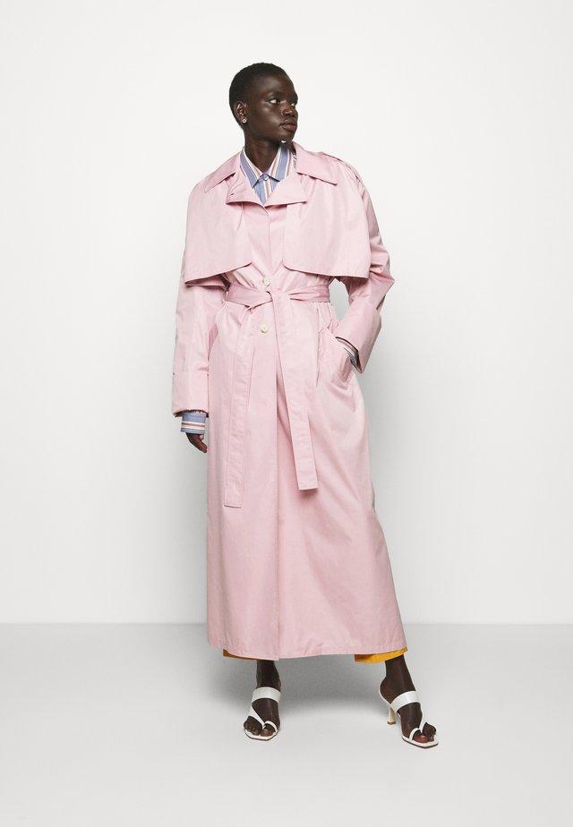 DEMI - Trenčkot - lite pink