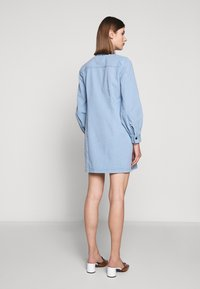 Bruuns Bazaar - VESTIE ZADENA DRESS - Denim dress - blue mist - 2