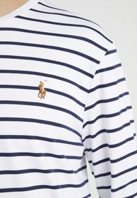 Polo Ralph Lauren - Long sleeved top - white/french navy - 4