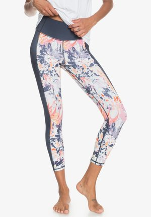 Leggings - mood indigo trouble double
