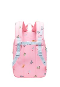 Herschel - School bag - candy pink circus animals - 1