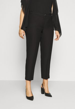 RAMO - Trousers - black