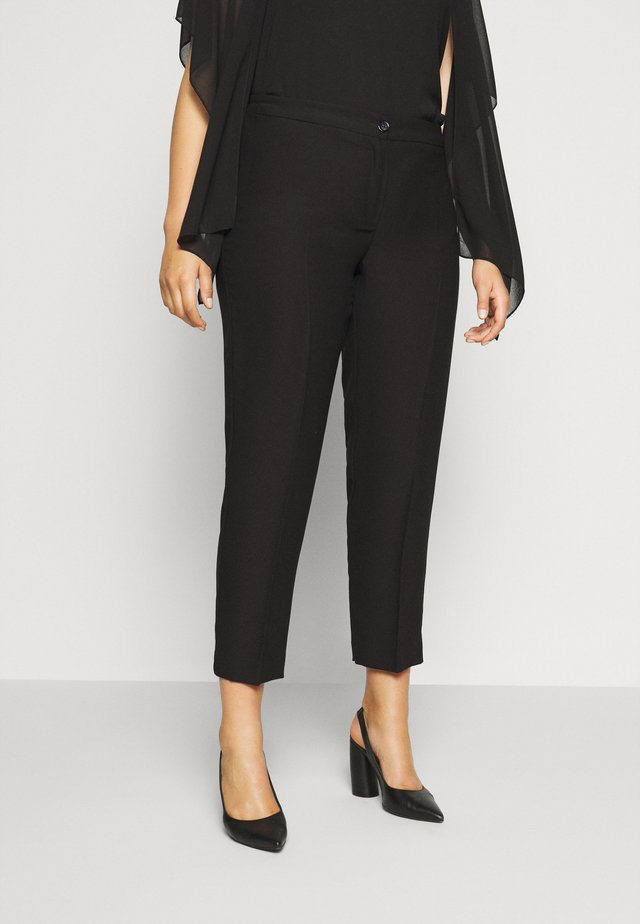 RAMO - Trousers - black