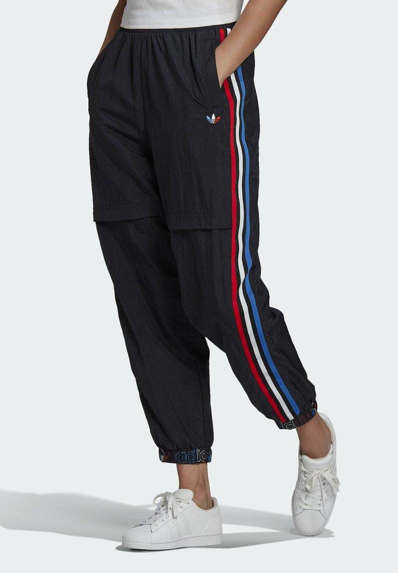adidas Originals - JAPONA - Trainingsbroek - black