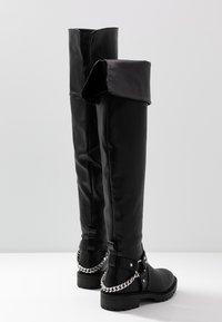 Even&Odd - Høye støvler - black - 7
